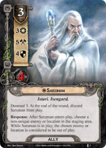 Saruman official